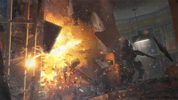 R6S Destruction