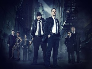 The Cast of Fox's Gotham