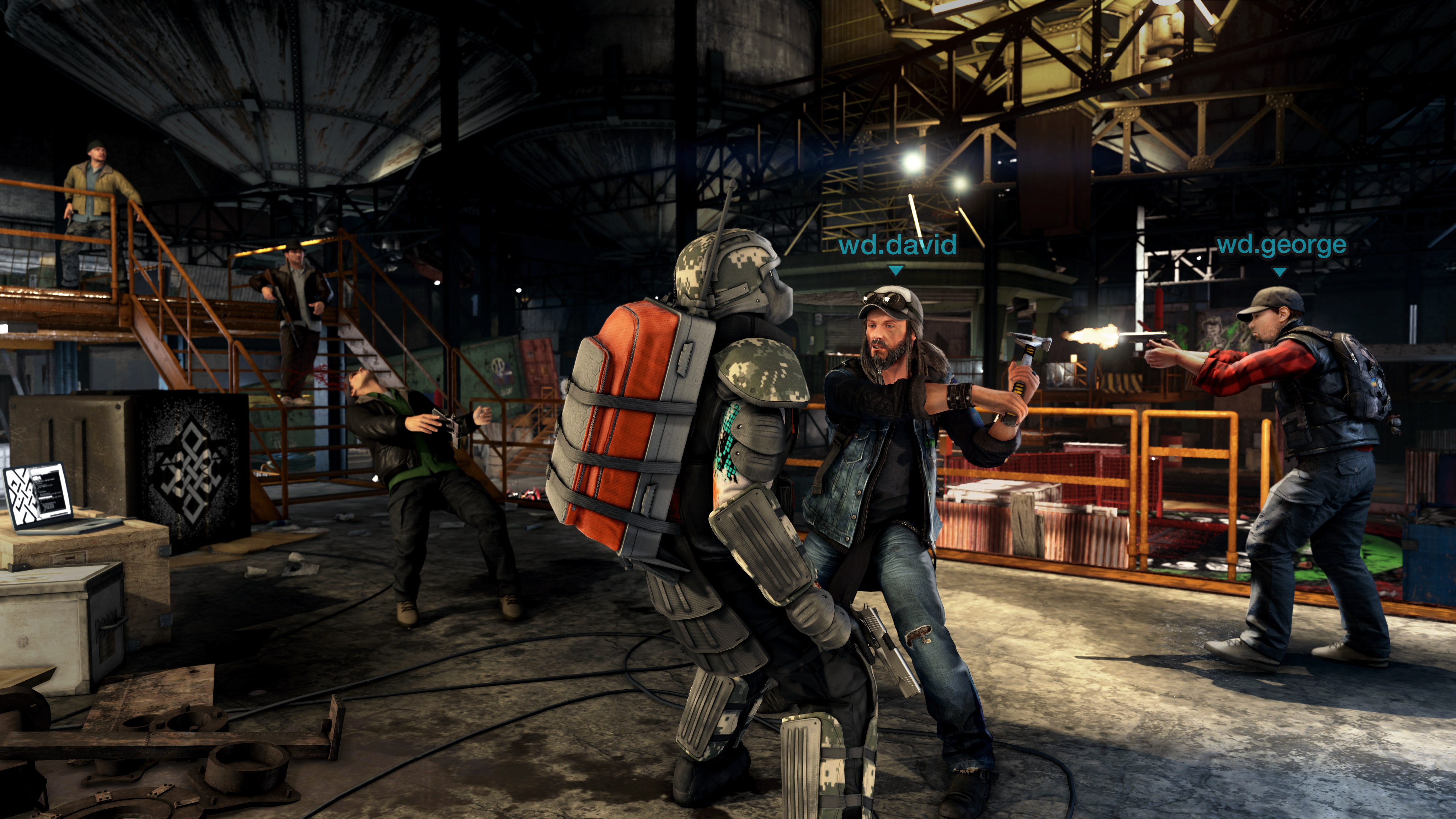 Watch_Dogs: Bad Blood